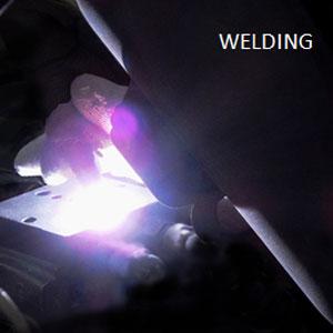 特殊金属溶接加工事業
